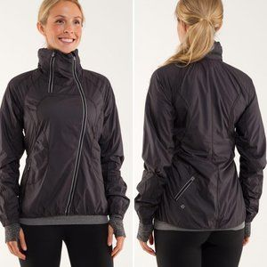 Lululemon Run: Inspire Jacket Black 8